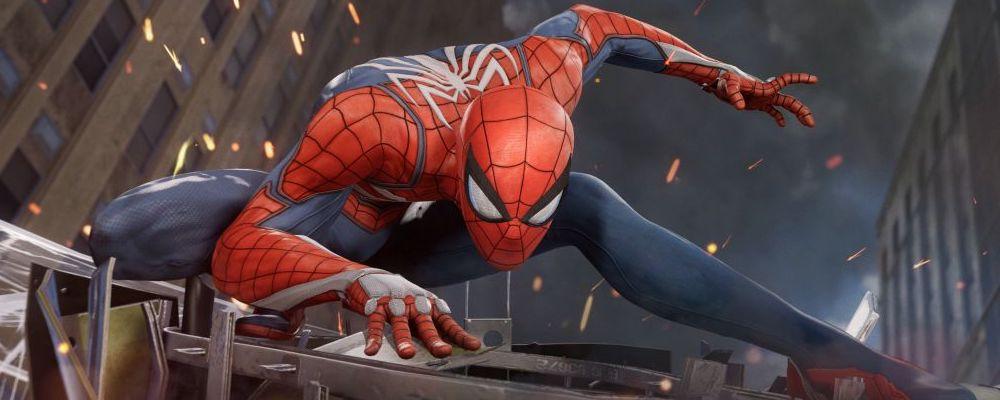 Insomniac Spiderman