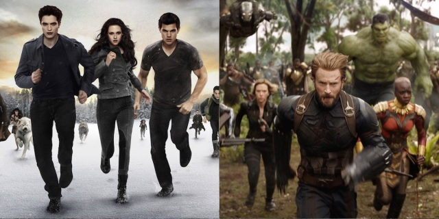 The Fake Out: or How The Twilight Saga: Breaking Dawn Did It