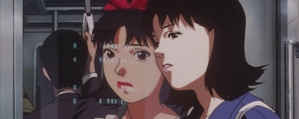 Perfect Blue horror
