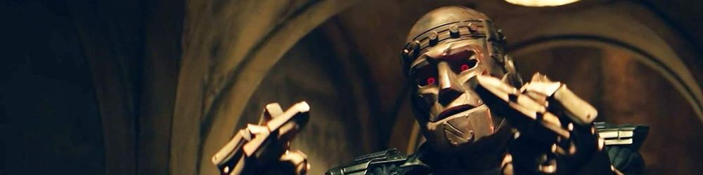 Doom Patrol Sliver